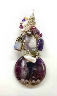 Handcrafted Wire Wrapped Jewelry By Twisted Crystal